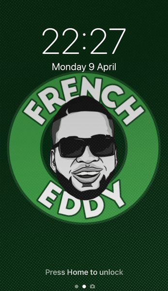 Image of French Eddy phone wallpaper
