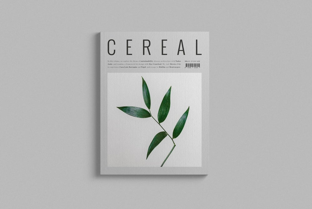 Image of Cereal Volume 15 - SPRING - SUMMER 2018