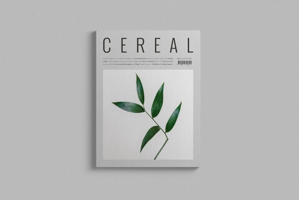 Image of Cereal Volume 15 - SPRING - SUMMER 2018