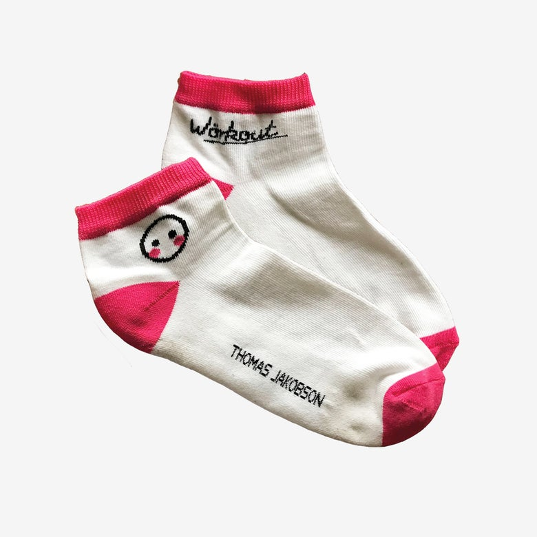 Image of Wörkout Socks - Rote Tschogger