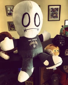 Image of Hand-made LDB doll! (More in May!)