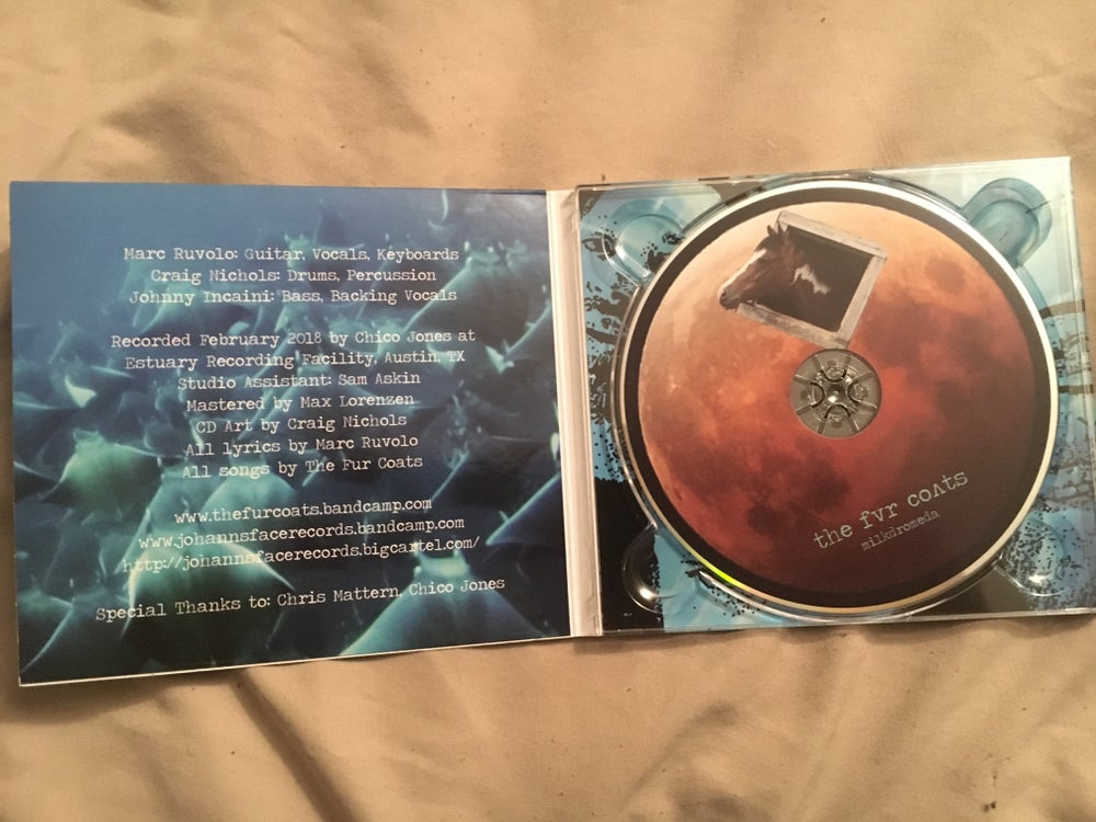 "Image of The Fur Coats ""Milkdromeda"" CD"