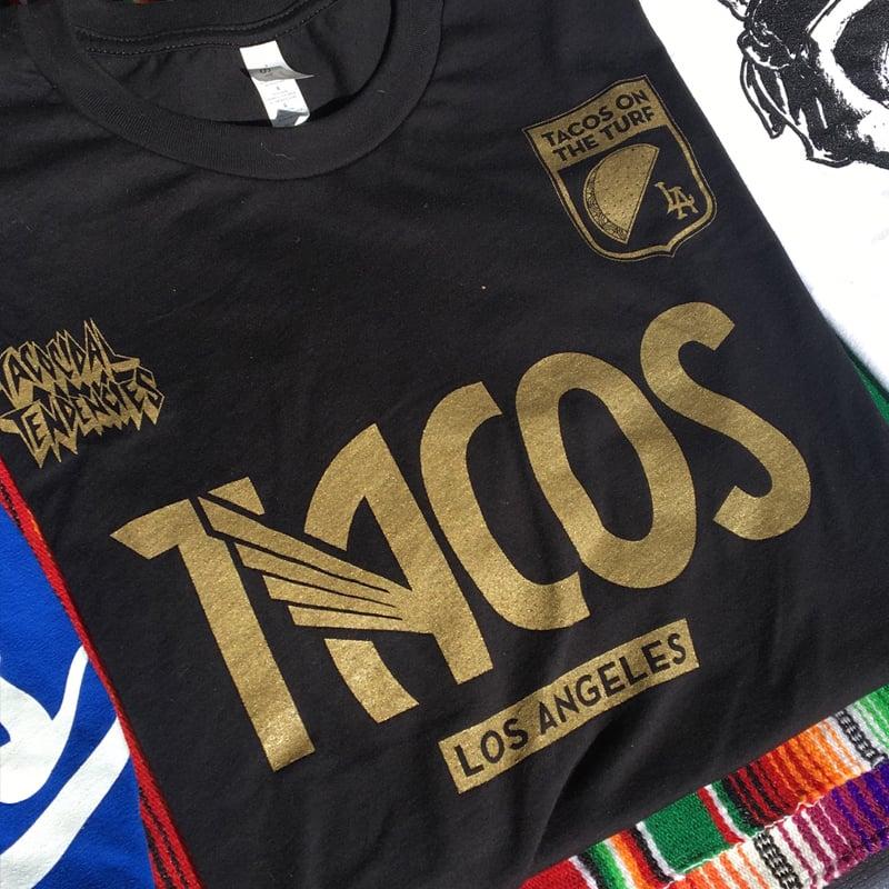 Image of LA Football Tacos Tee