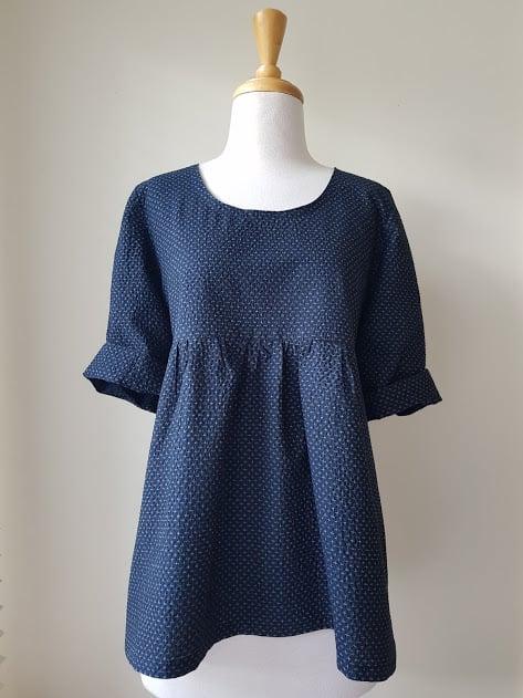 Image of Calendar dress & shirt - sewing pattern