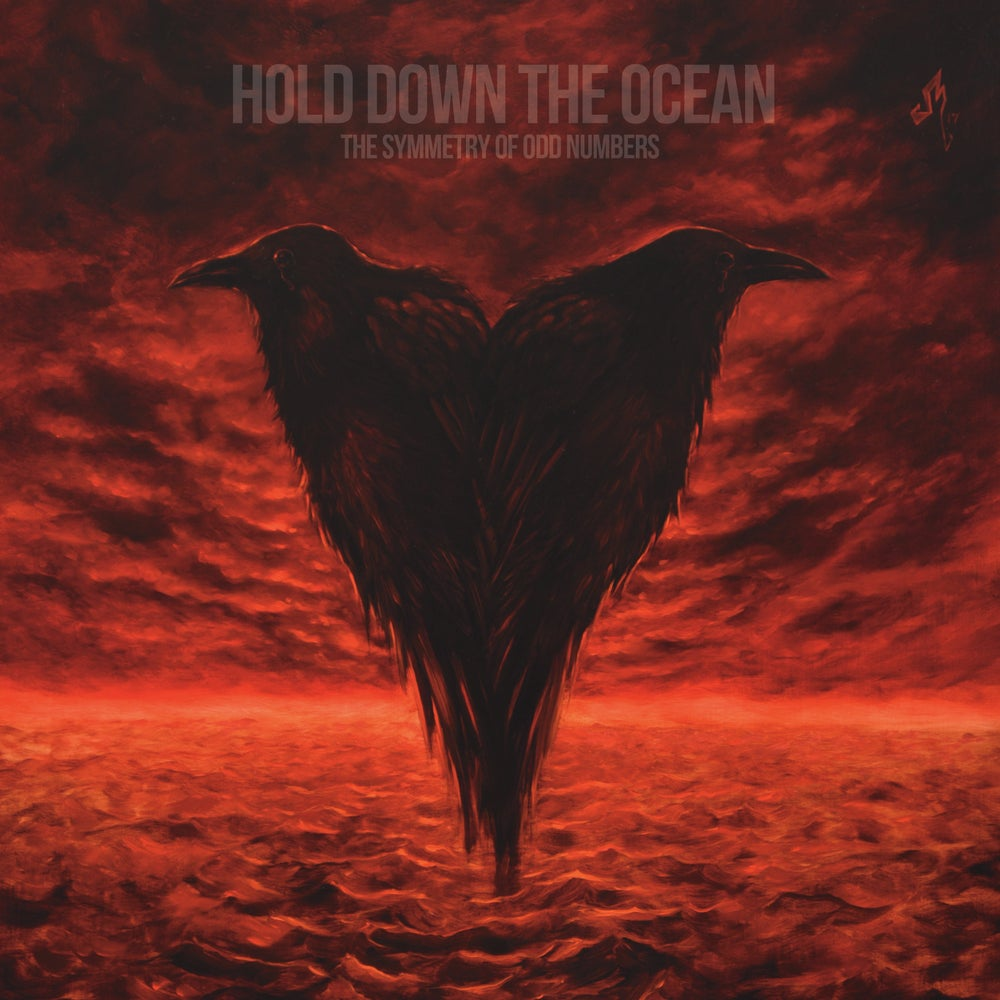 Image of Hold Down The Ocean - The Symmetry Of Odd Numbers LP / CD