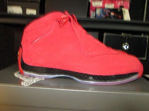 "Image of Air Jordan XVIII (18) Retro ""Toro"""