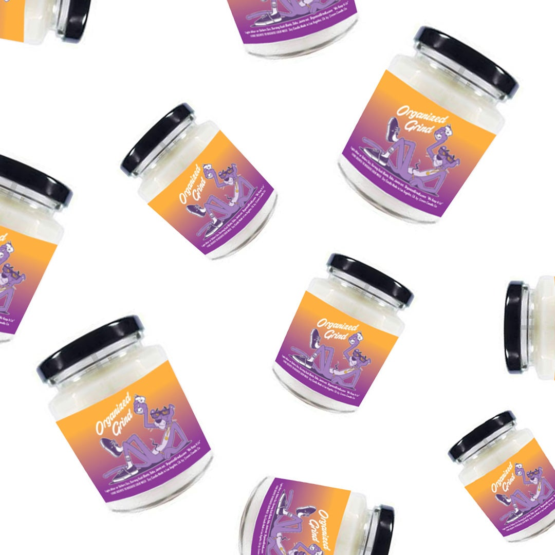 Image of  420 Edition Scented Soy Candles