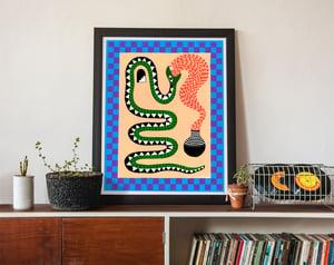 Image of Snake Medicine Fine Art Print