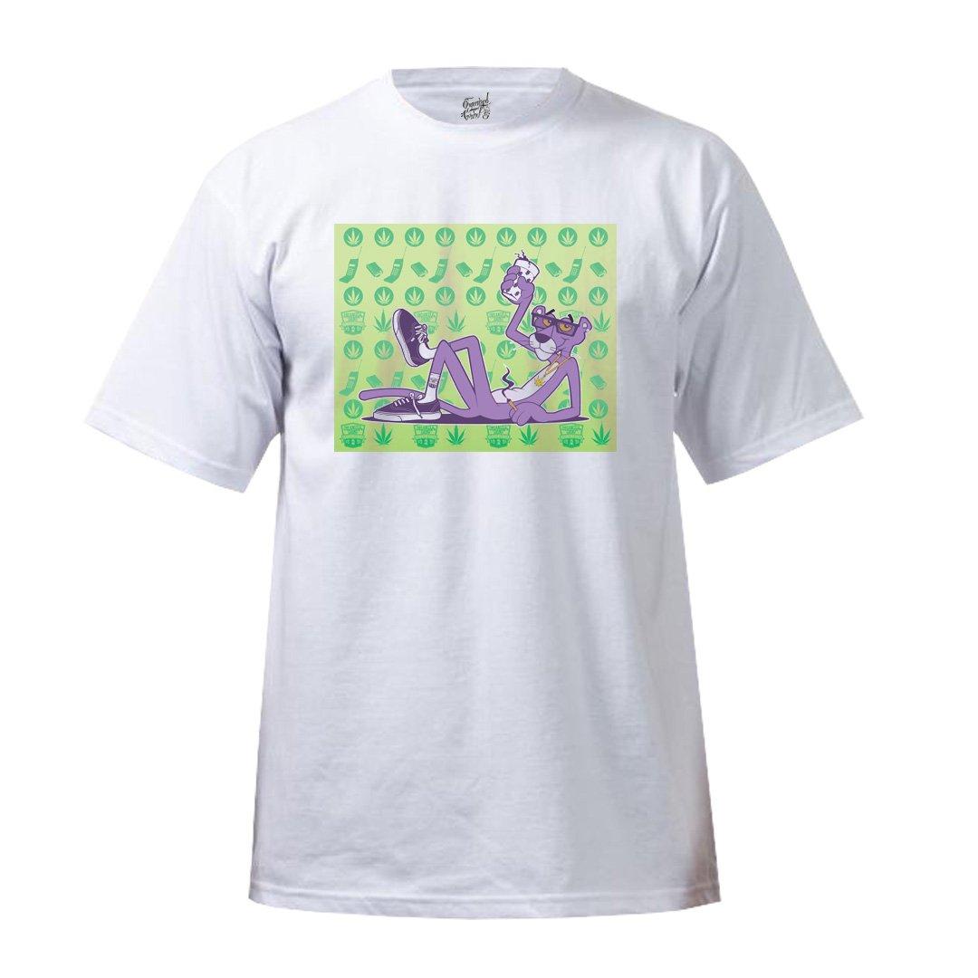 Image of  Purple Panther Shirts