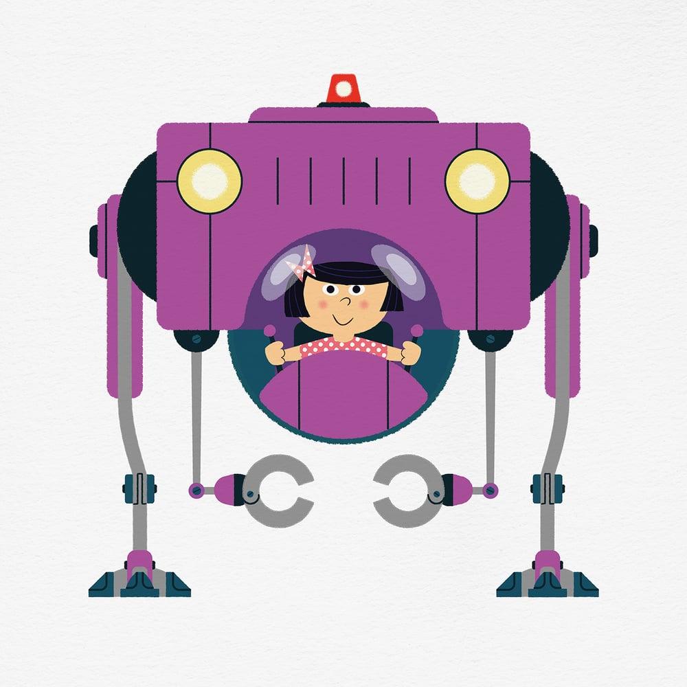 Image of RoboPal - Lulu
