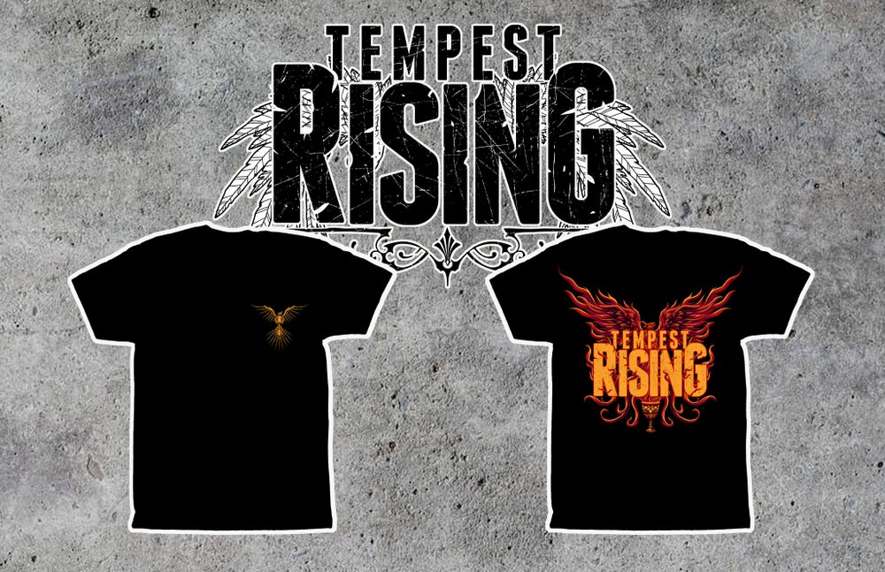 Image of Phoenix Rebirth Tee