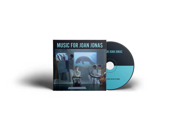 Image of Jason Moran - Music for Joan Jonas [3 Disc Set]