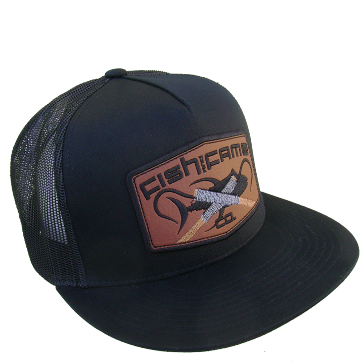 Image of Originator Gaff® Leather Trucker (assorted)