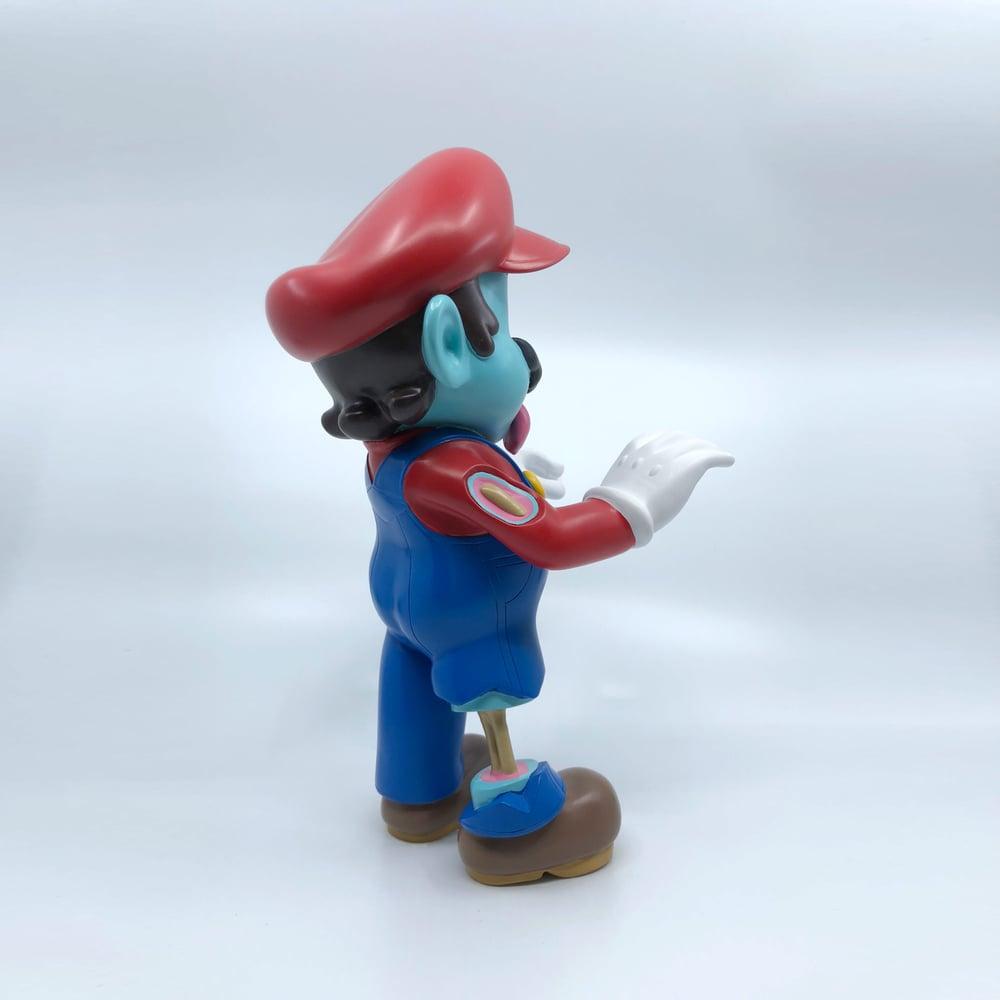 Image of Zombie Mario