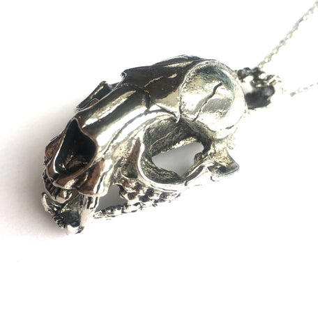 Image of Sphynx necklace