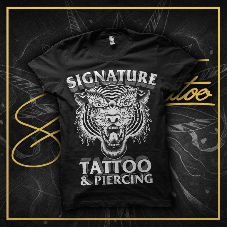 Image of Tiger tshirt