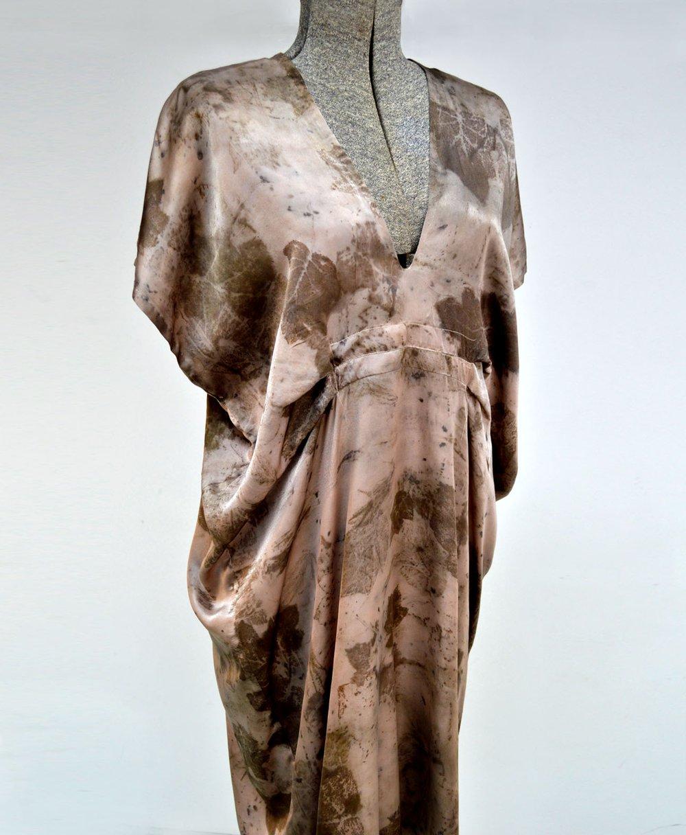 Image of Silver kaftan