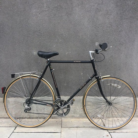 "Image of Raleigh Richmond  25"" ! Reynolds 531"
