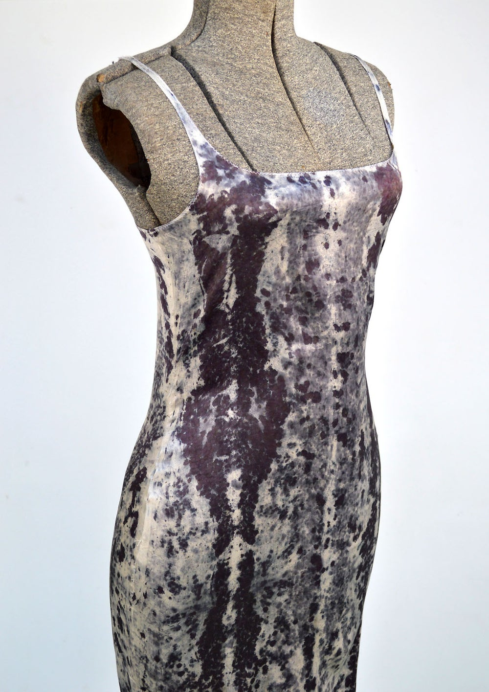 Image of Blueberry Mamba dress