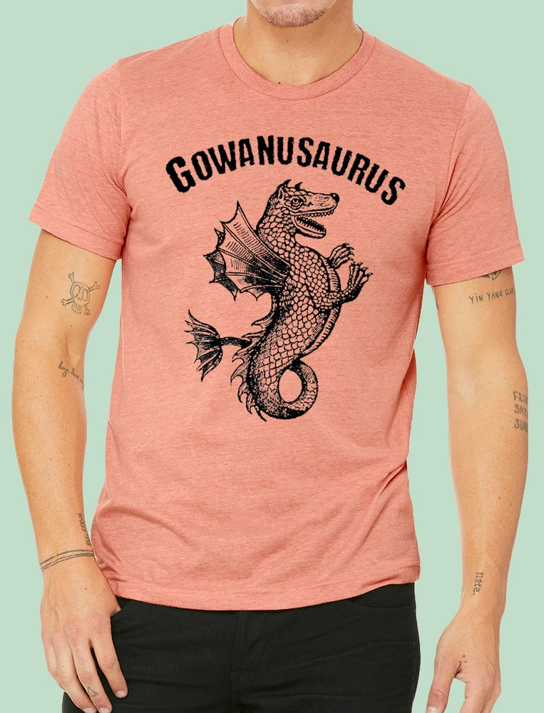 Image of The Gowanusaurus-Adult