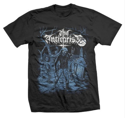 Image of Thy Antichrist - Metal to the Bone T-shirt