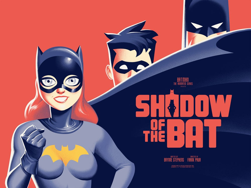 Image of SHADOW OF THE BAT (Main)