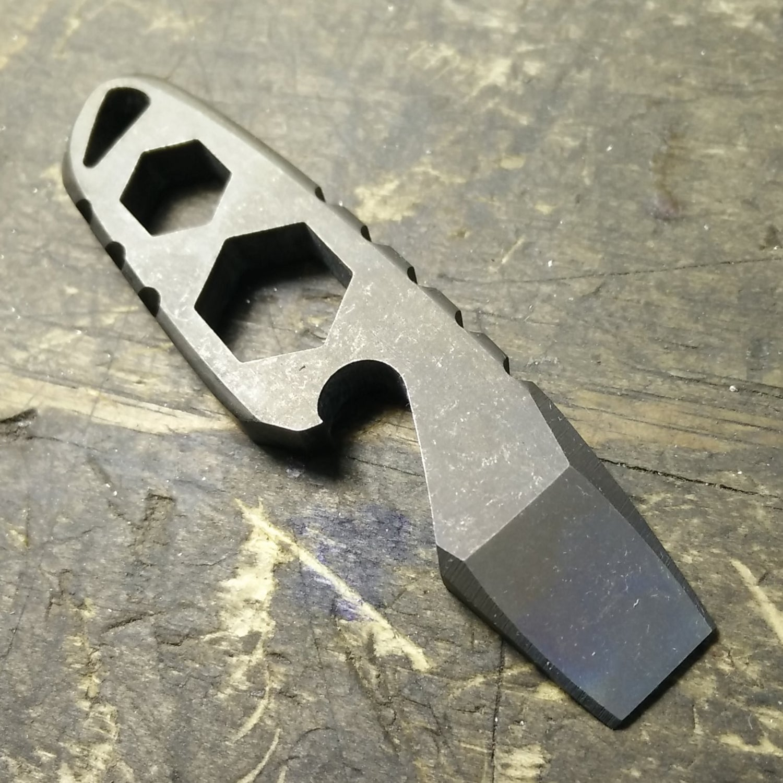 Image of One Pop KCT - Blackened Titanium