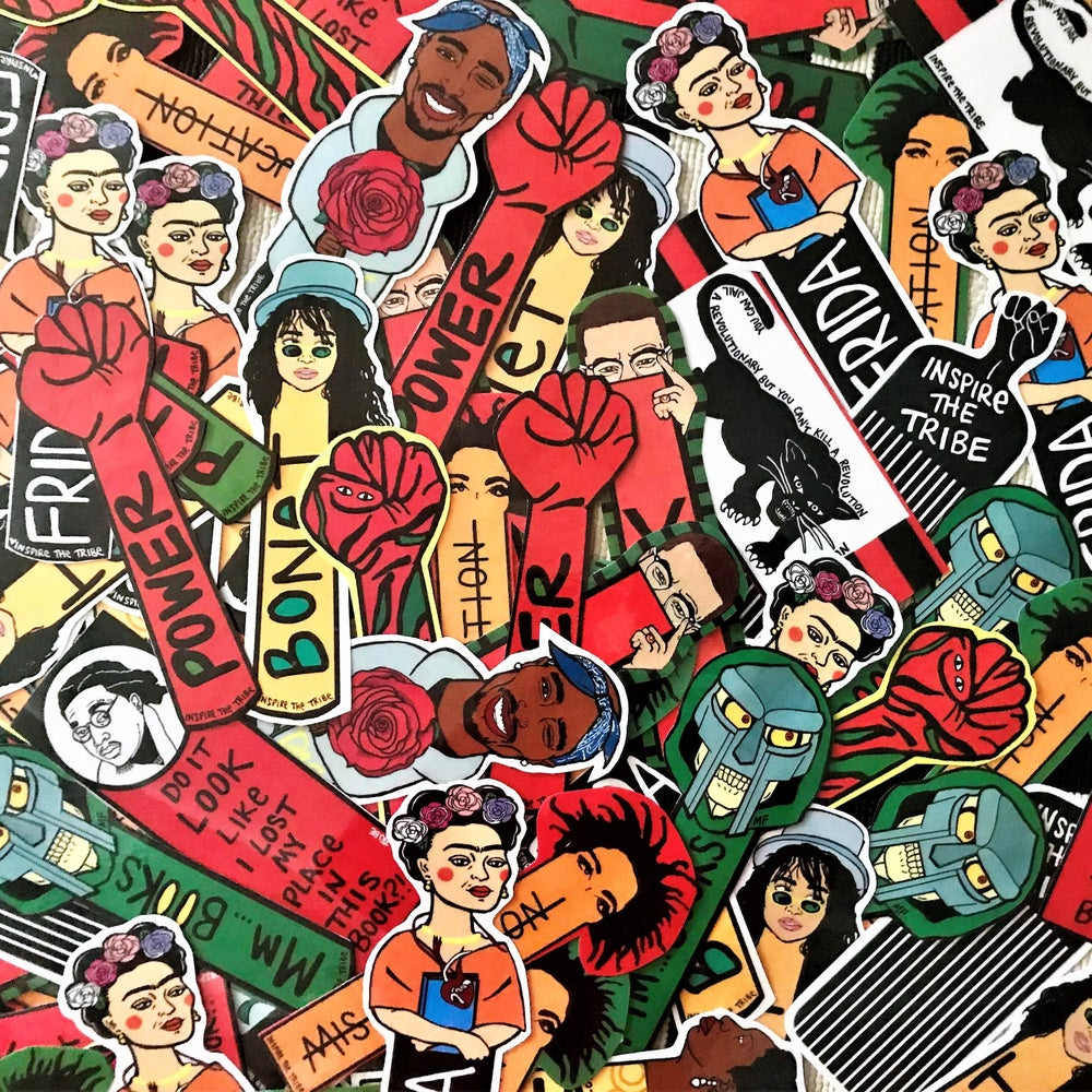 Image of Inspire the TRIBE BOOKMARKS   Assorted