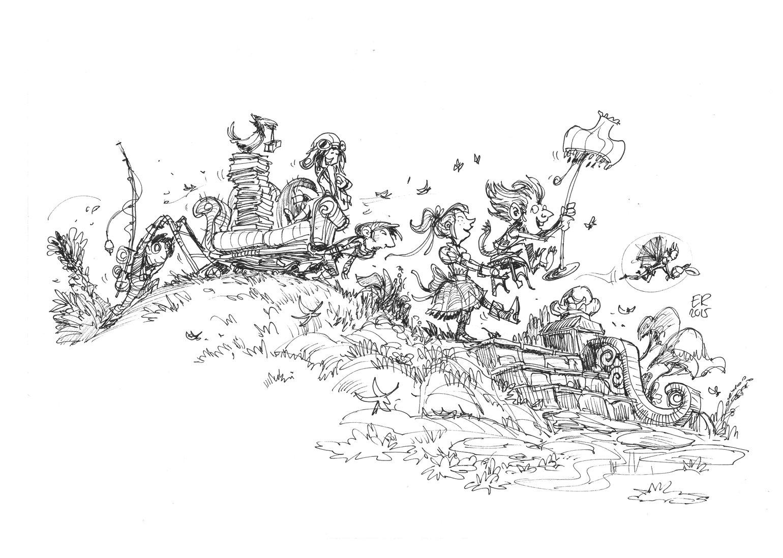 Image of Original Art - 'Parade'