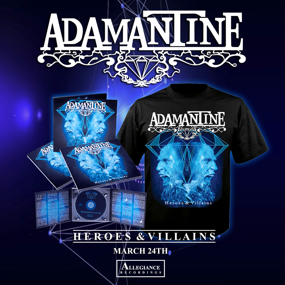 Image of CD Digipak + T Shirt - Bundle