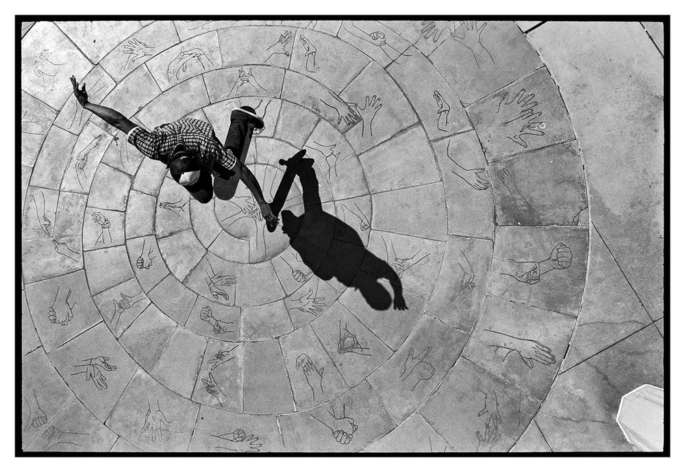 Image of Ray Barbee Backside 360, Los Angeles, Ca 2013 (SIGNED AVAILABLE)