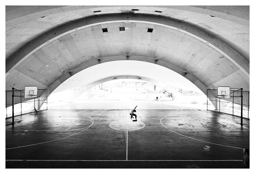 Image of Gilbert Crockett 360 flip