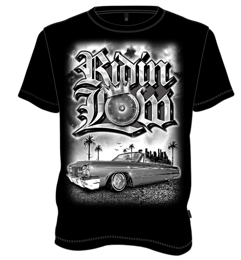 Image of Ridin Low