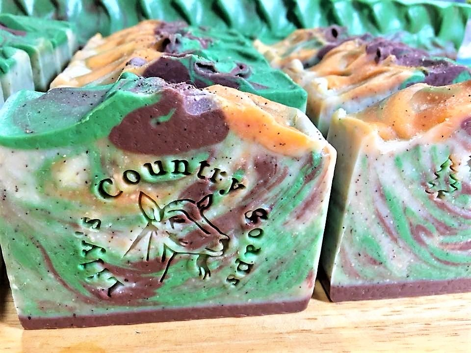 Image of Twilight in the Woods Goat Milk Soap