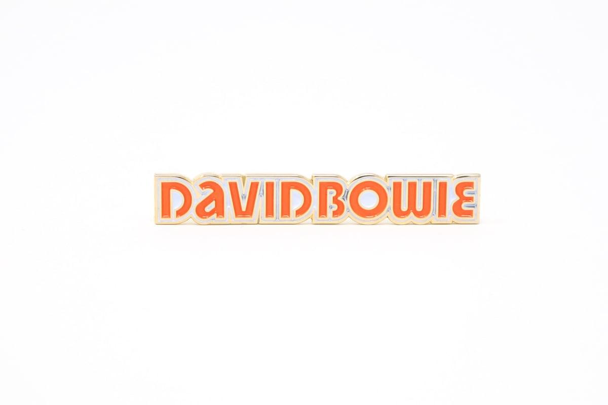 Image of David Bowie - Low Logo