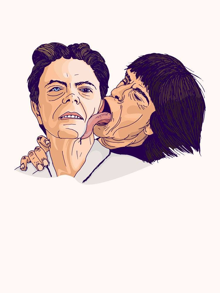 Image of Jagger Loves Bowie