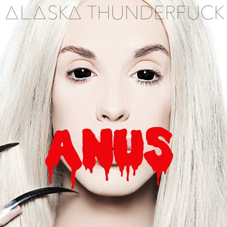 Image of SALE - ANUS CD