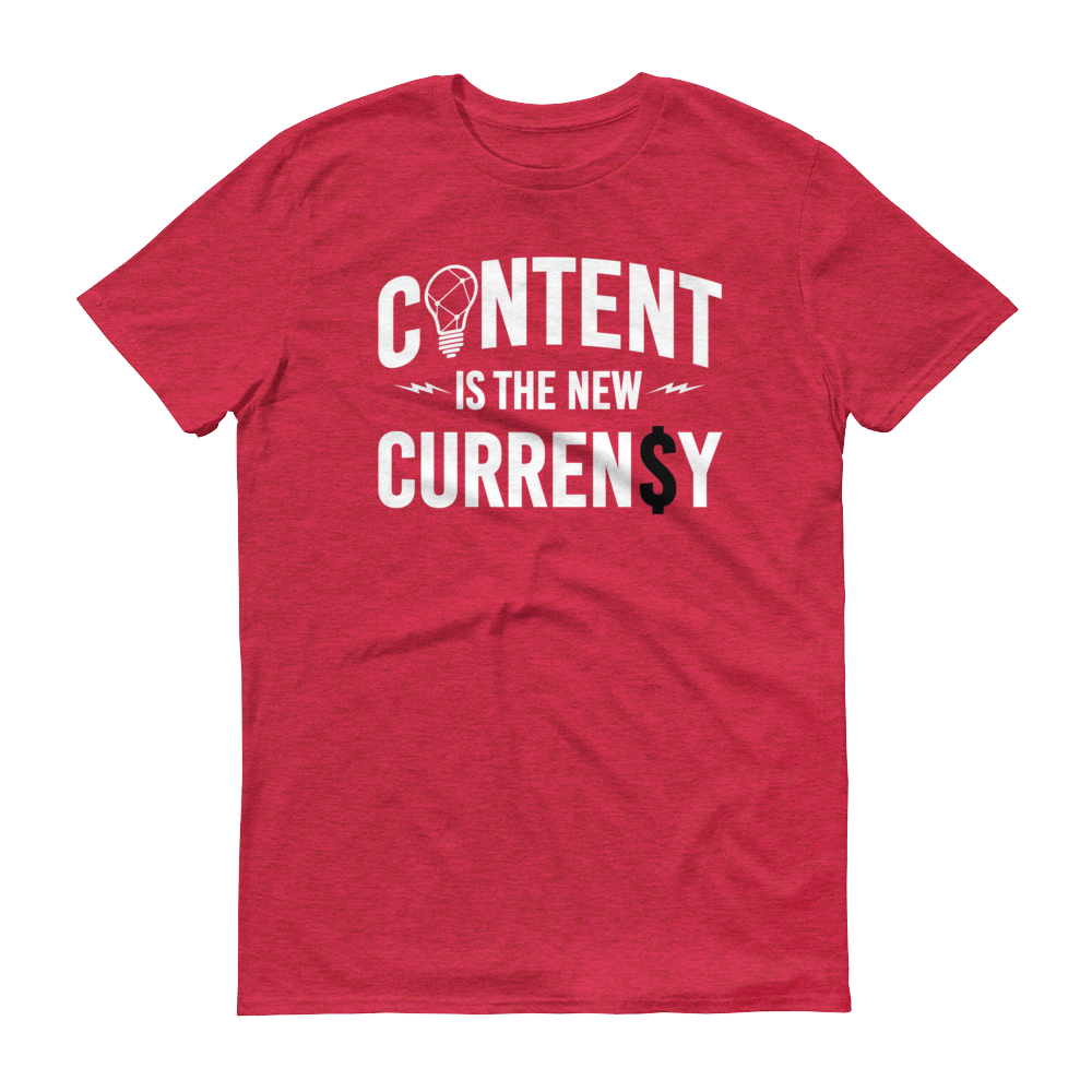 Image of Content Is The New Curren$y T-Shirt