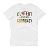 Content Is The New Curren$y (LIMITED EDITION) T-Shirt