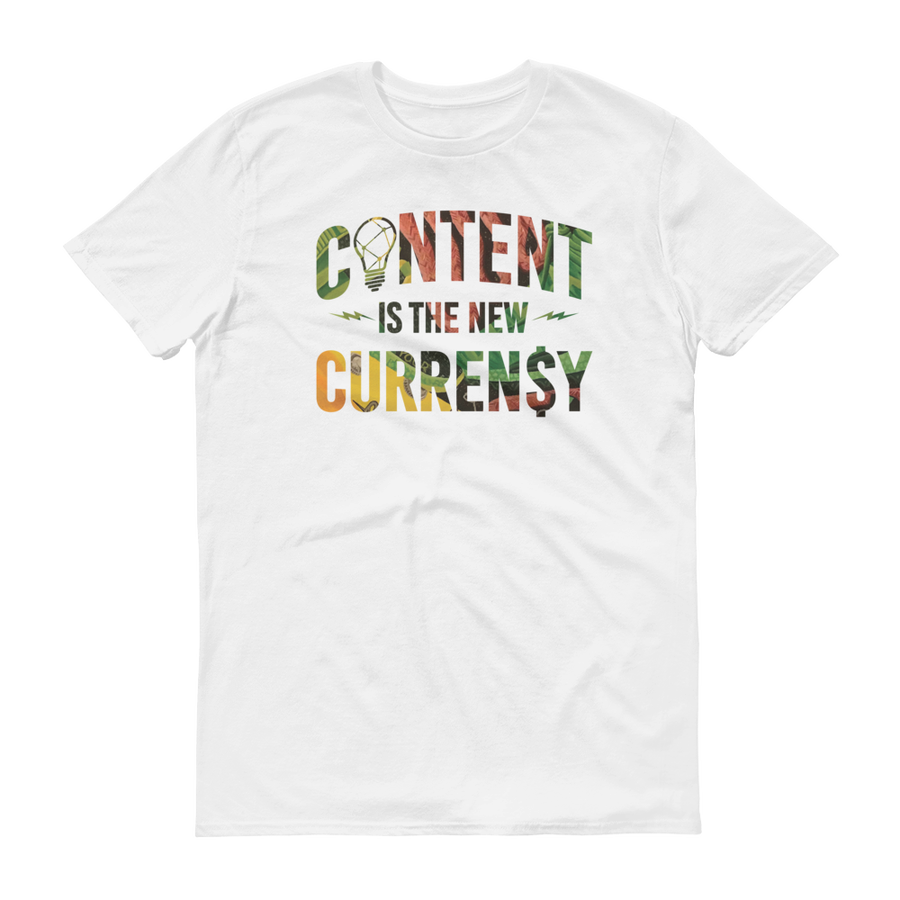 Image of Content Is The New Curren$y (LIMITED EDITION) T-Shirt