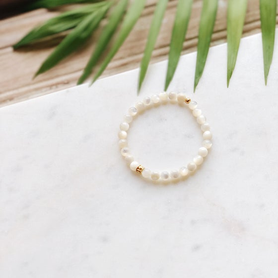 Image of Mother of Pearl Bracelet(s)