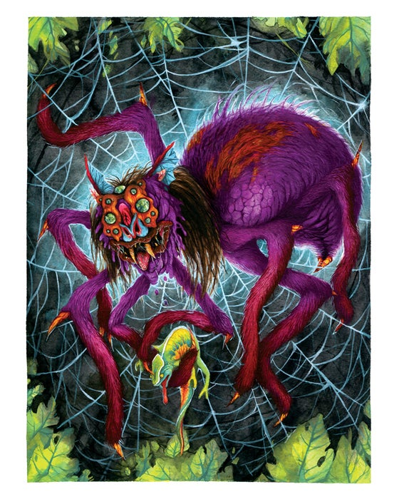Image of Lair of the Spider Lich