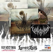 Image of VULVODYNIA - Lord of Plagues LTD DIGIPACK