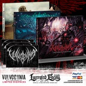 Image of VULVODYNIA - All 3 classic records LTD DIGIPACK bundle
