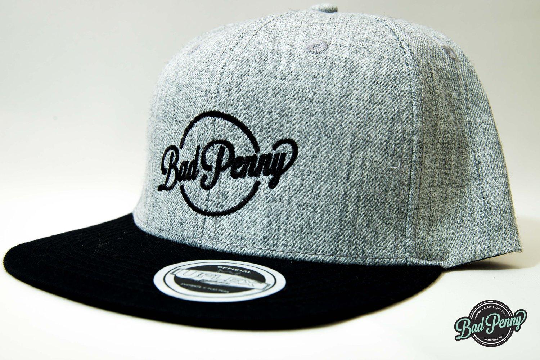 Image of Bad Penny Flat Peak Two Tone Hat