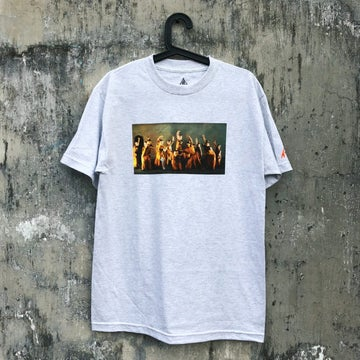 Image of THE 4PK - SHAOLIN 18 IRONMAN ASH TEE