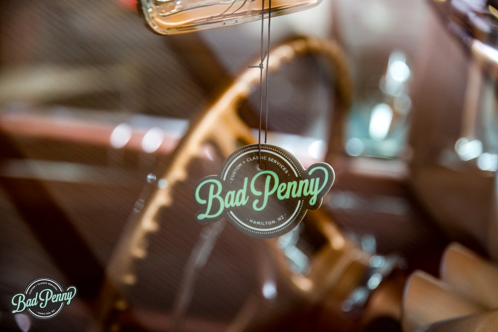 Image of Bad Penny Car Air Freshener
