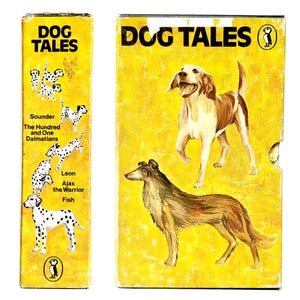 Image of Dog Tales Box Set by Puffin Books