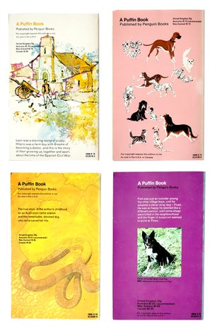 Dog Tales Box Set by Puffin Books