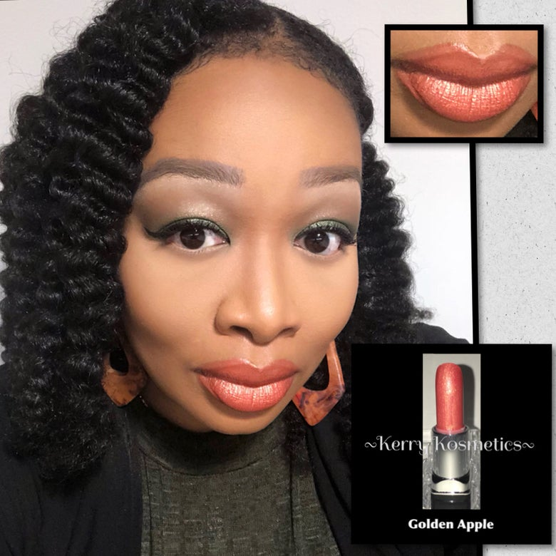 Image of (Supreme) Luscious Lipstick- GOLDEN APPLE